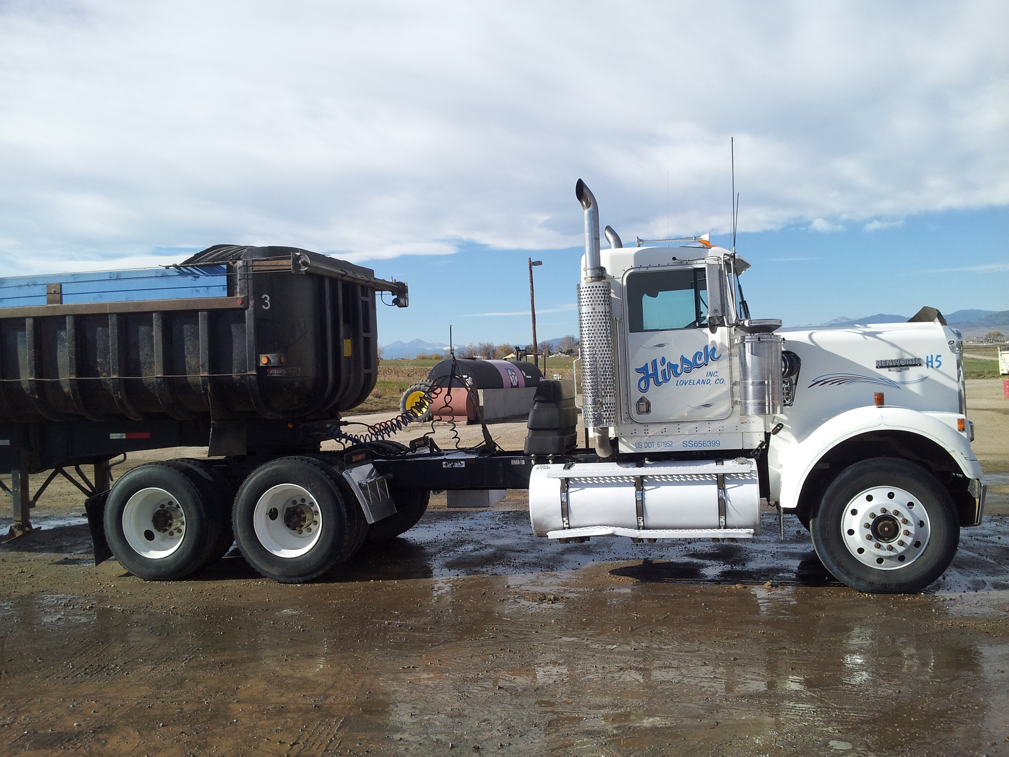 Fleet Washing Service Areas Include:  Fort Collins, Loveland, Windsor, Greeley, Longmont, Berthoud, Estes Park, Wellington, Cheyenne Wyoming