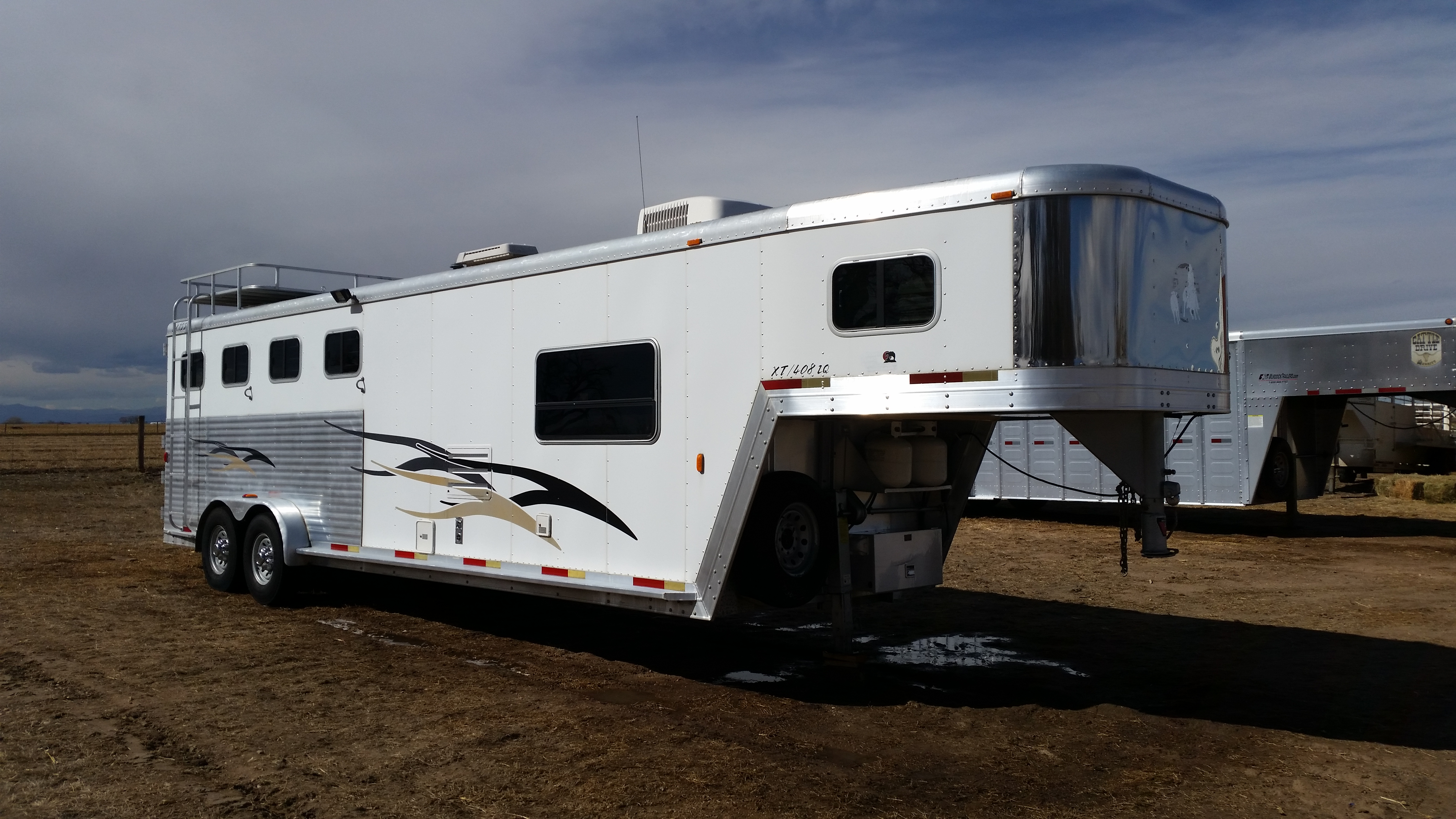 Horse Trailer Aluminum Brightening Fort Collins, Loveland