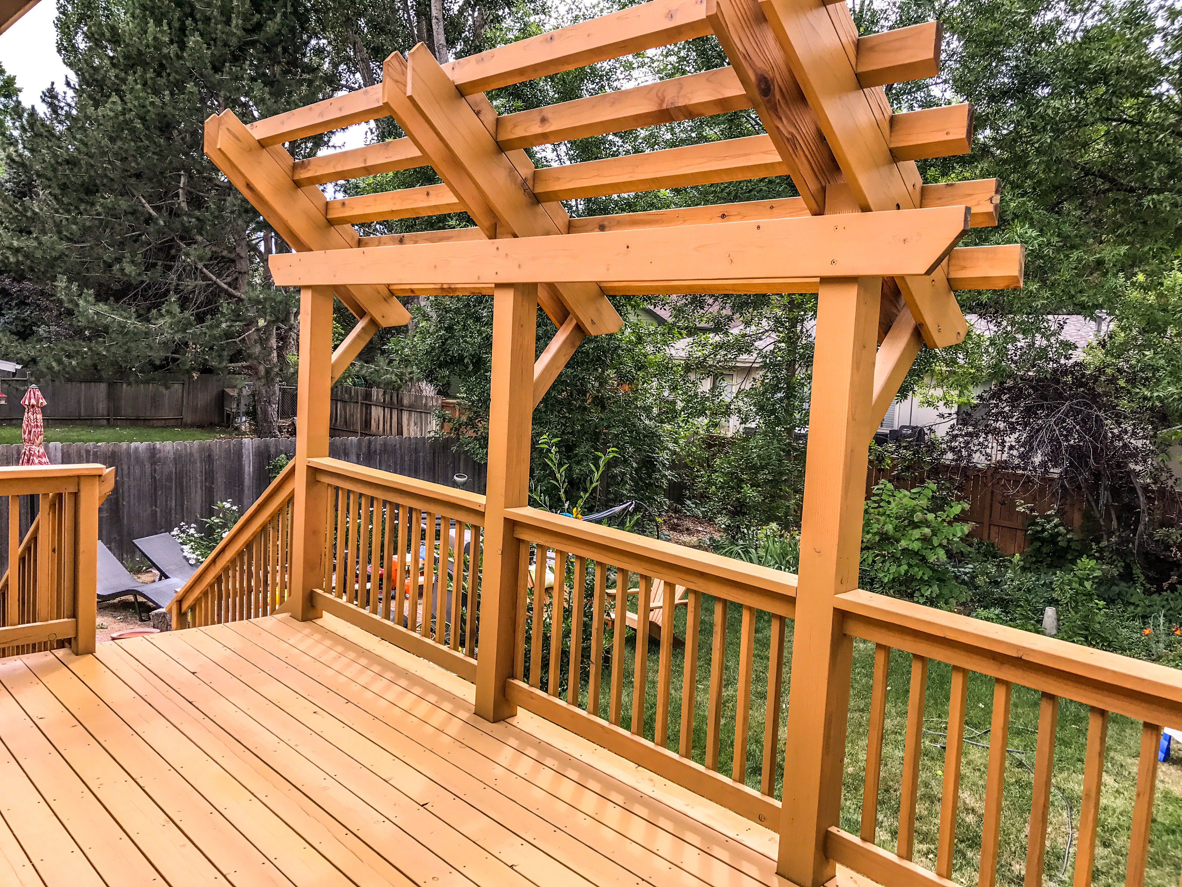 Staining Fences & Decks In Your Area